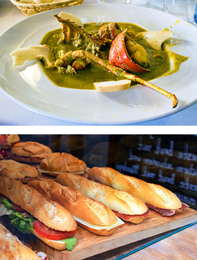 Speciality Dishes - Puglia