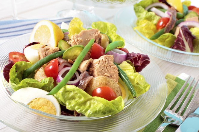 Niçoise Salad -  French Riviera