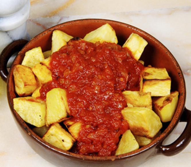 Patatas bravas    -  Costa Blanca